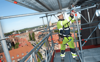 Viktigt med säkra arbetsplatser
