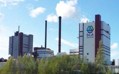 SCA Östrand -Helios-projektet – ett nytt stort uppdrag för Zert