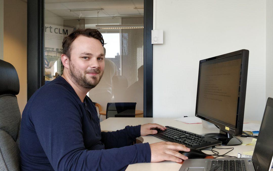 Ny medarbetare i Umeå