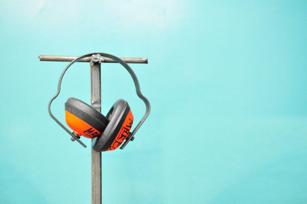 buller - hörselskydd