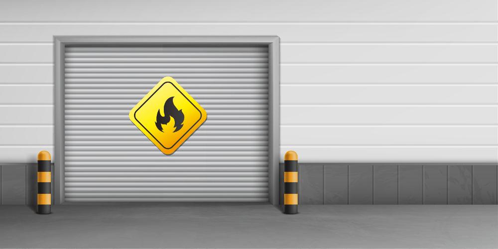Nytt krav på CE-märkning av ytterdörrar med brandegenskaper