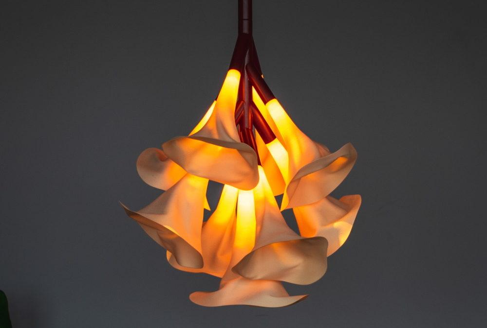 Designlampor med inspiration från svenska skogen CE-märkta av Zert